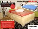AKCE - akční set - rozkládací postel a matrace - sleva nábytku