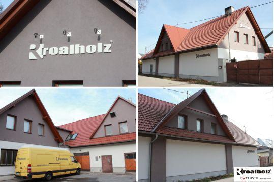 Český výrobce nábytku a postelí z masivu ROALHOLZ